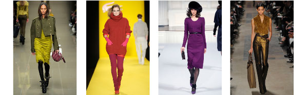 Fall Color Trends 2010