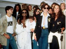 1989 - DKNY launch