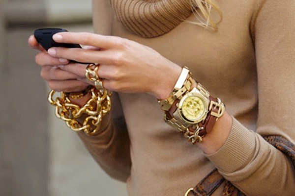 Fashion Accessory The Arm New York Times