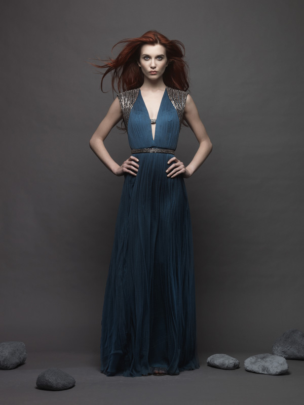 Catherine Deane and Her Beautiful Dresses Are the Stars of Neiman ...