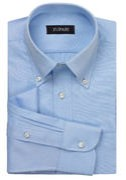 Zupari Designer Shirt In Blue
