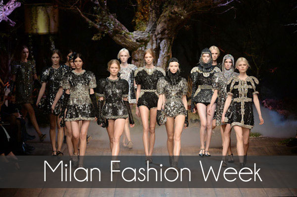Fashion Week Milan