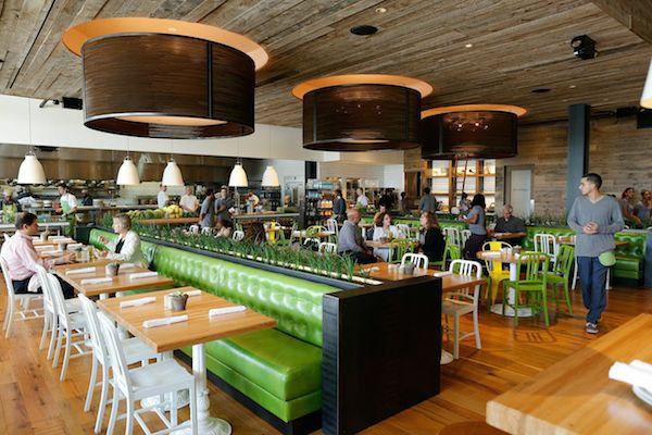True Food Kitchen Design true food kitchennew houston concept merges healthy with yummy