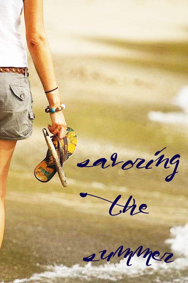 Savoring-the-Summer