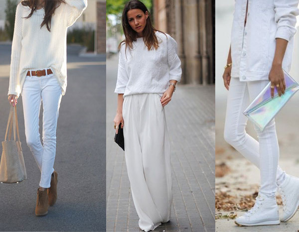 Break All of the Old Rules…Wear White After Labor Day | Fashion ...