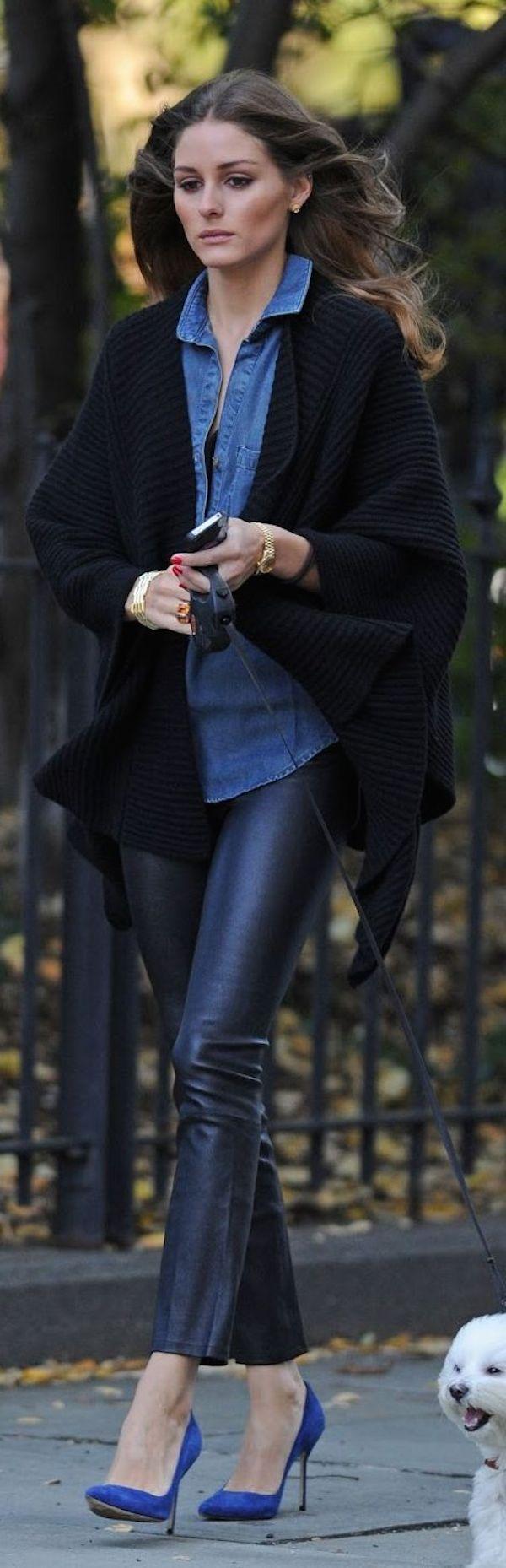 Юлия в кожаных штанах фото 13 фотография