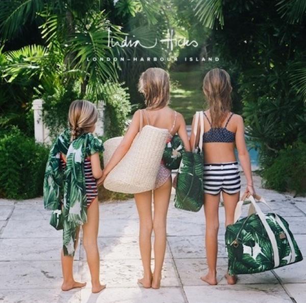 feature of little girls