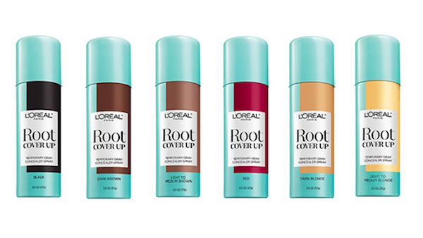 Root Cover Up Sprays To Cover The Grey Fashion Blogger