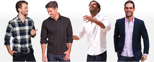 For The Men Untucked Shirts The Right Way Fashion