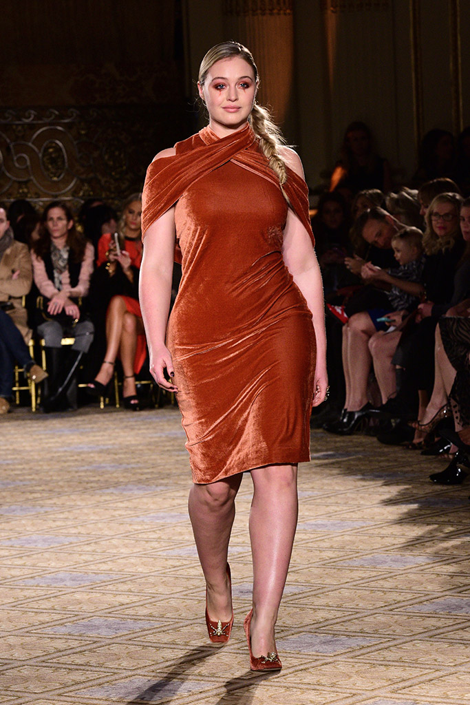 Christian Siriano show, Runway, Fall Winter 2017, New York Fashion Week, USA - 11 Feb 2017