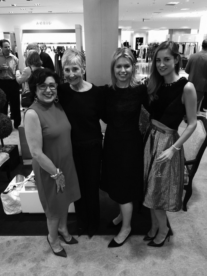 Apr 21 with Jenny Packham & Joan Pillow at Neiman Marcus
