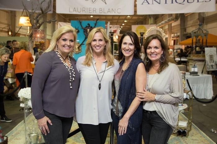 DASH Co-Founders- Michelle Maresh, Vanessa Sendukas, Lisa Irwin, Angela Poujol