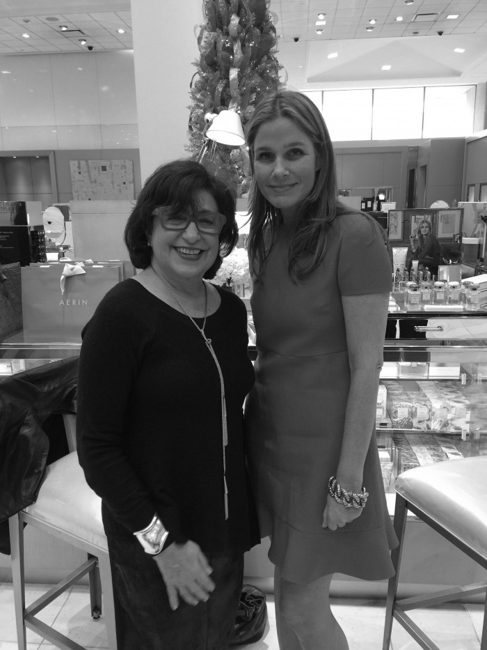 December 3rd with Aerin Lauder at Neiman Marcus