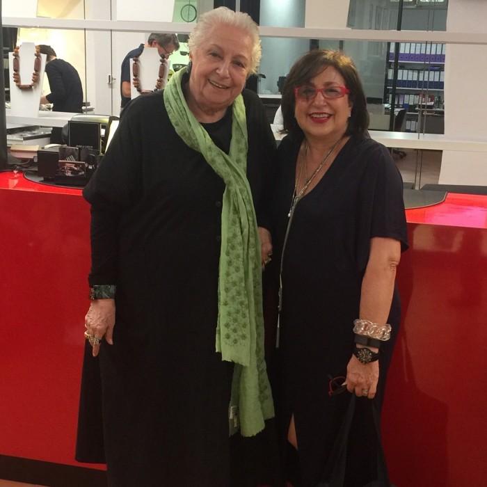 Firenze Italia with Angela Caputi