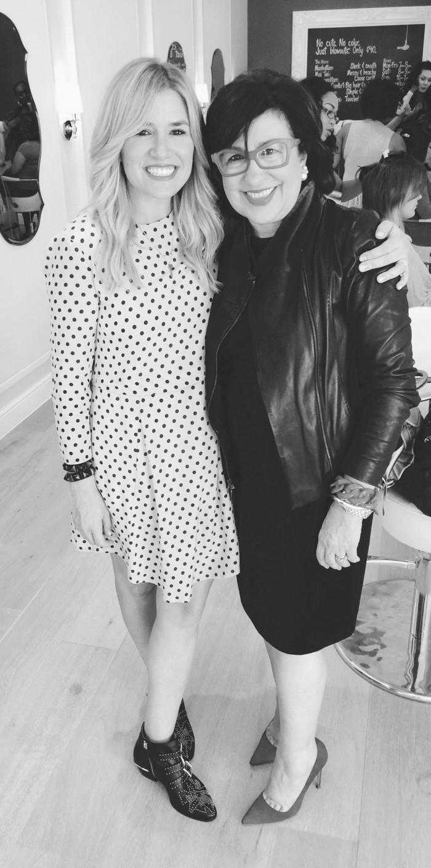 Mar 18 with Alli Webb Drybar founder in Houston