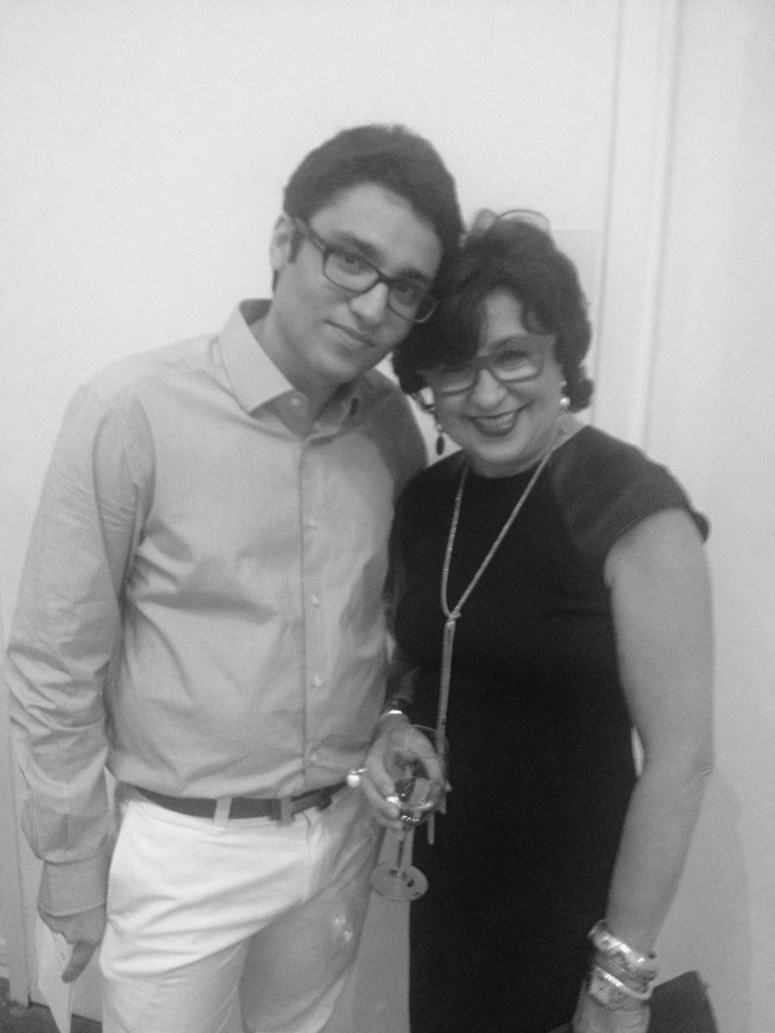 May 01 with Amir Taghi