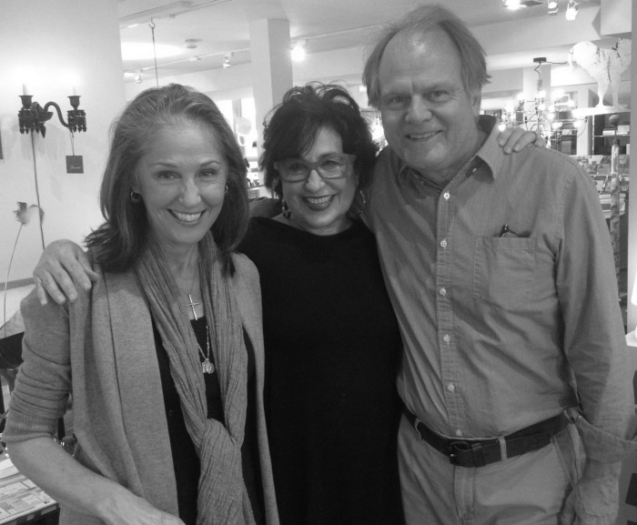 Nov 06 with Pam Kuhl and Dan Linscomb at Kuhl-Linscomb