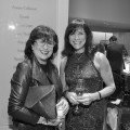 Roz Pactor and Ilene Allen,Eliz Anthony Heart event