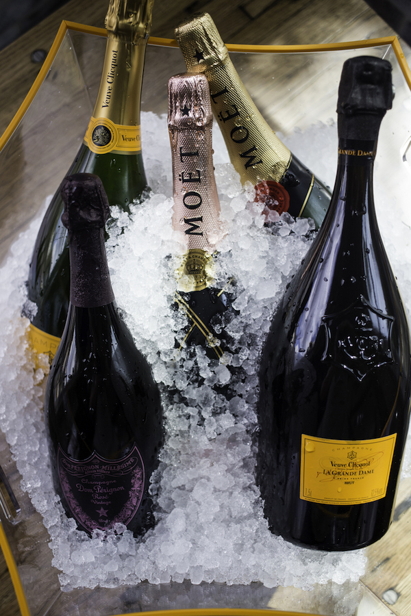 Champagne Ice Bucket 2