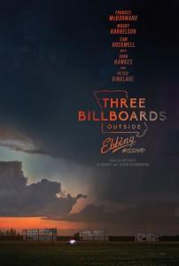 3 billboards PR