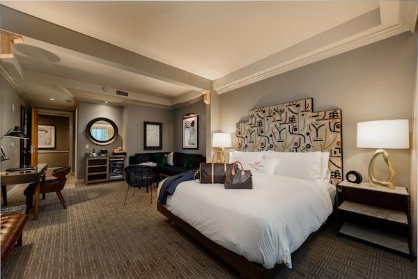 *Hotel ZaZa Memorial City Guest Room_Image Courtesy of MetroNational (2)