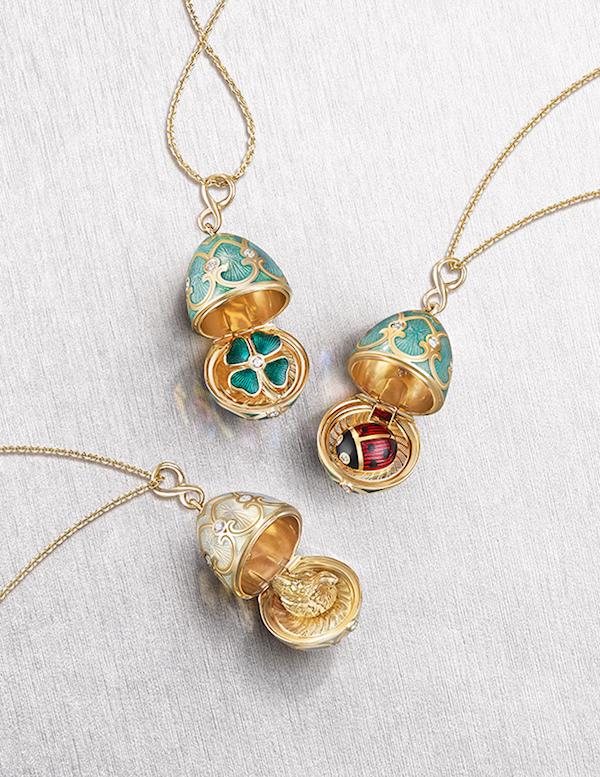 *feature...pendants egg 3 pc