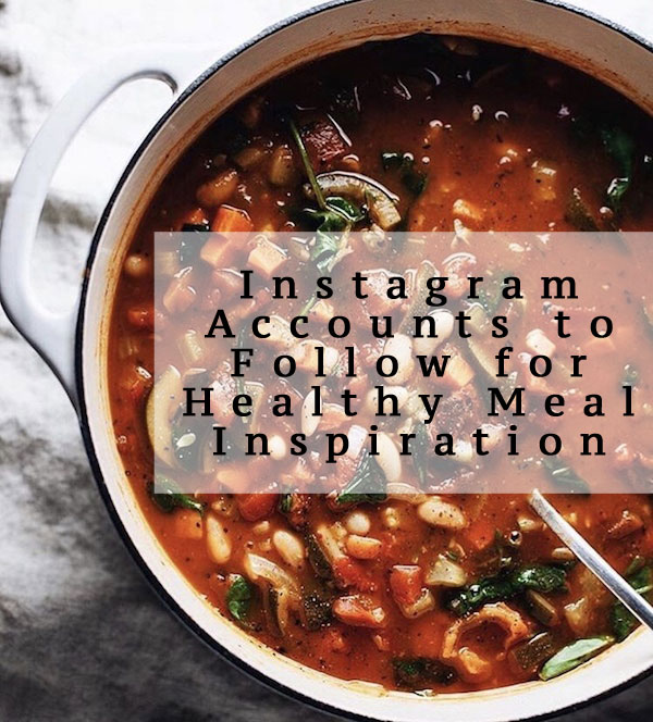 Instagram accounts to follow now for healthy food inspiration healthy ig forumfinder Choice Image