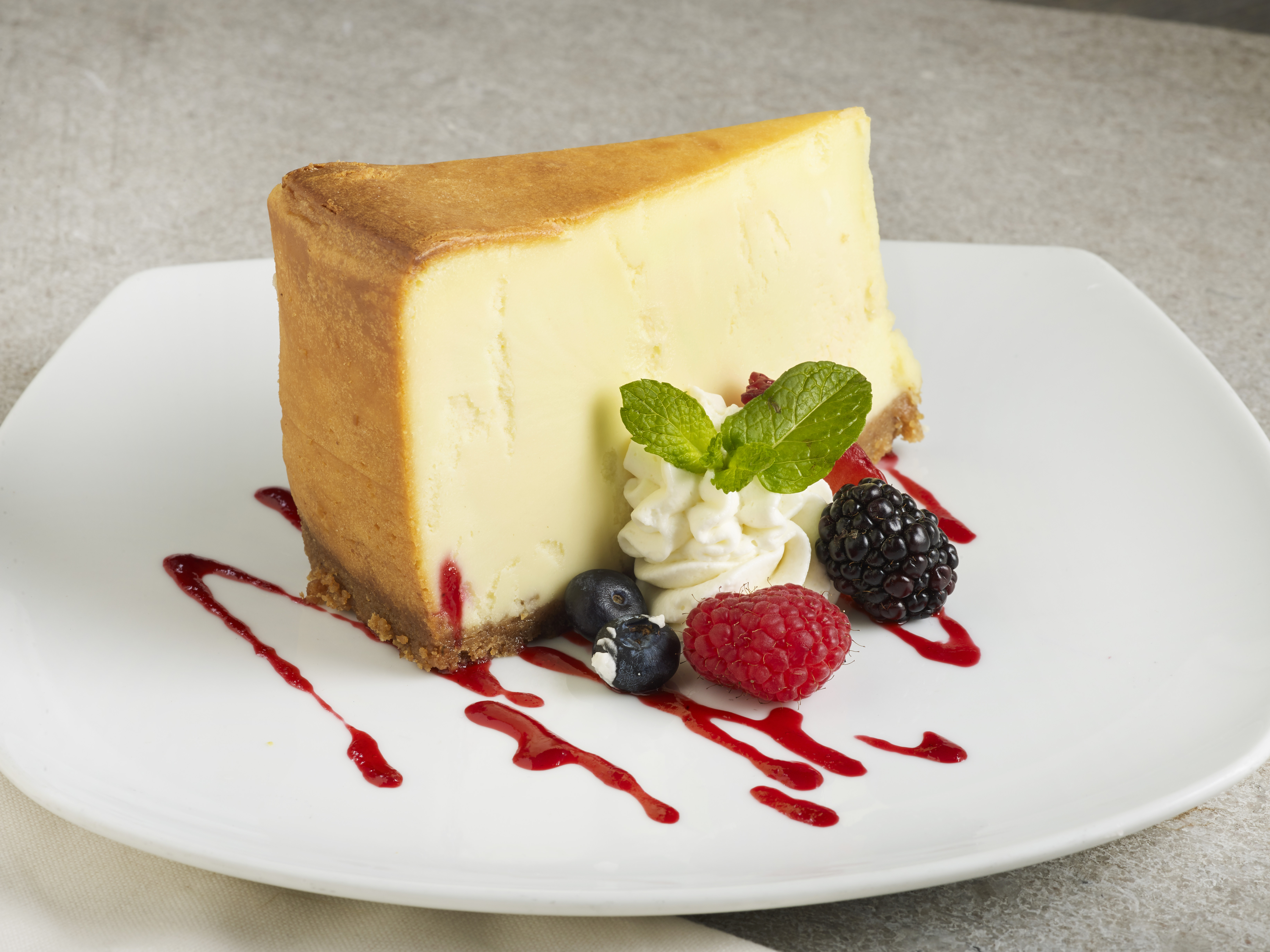 *Cheesecake